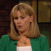 'Talk is cheap': Emma Mhic Mhathúna criticises the government on The Late Late Show