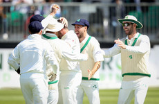 Pakistan launch rearguard action to halt Ireland's early joy at Malahide