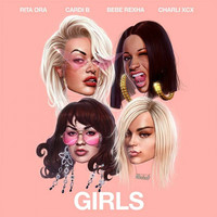 Rita Ora is getting some criticism from LGBT artists over her new song 'Girls'