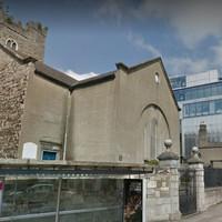 Woman found dead on grounds of Dublin church