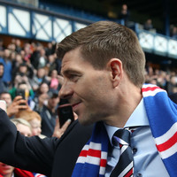 'I go this time with the supporters' blessing' - Rangers job too big to turn down, says Gerrard