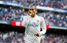 Bale stars as Madrid put six past Celta Vigo a fortnight before Champions League final