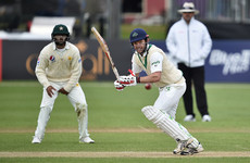 Ireland restore a measure of batting pride after first innings collapse