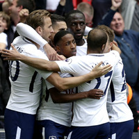 Spurs sign off from Wembley on right side of nine-goal classic