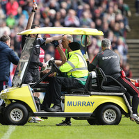'He has a knee dislocation' - major injury setback for Mayo midfielder Parsons