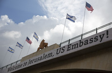 Heavy security as US to carry out deeply controversial Jerusalem embassy move today
