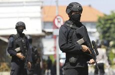Family of five carry out bomb attack at Indonesia police station