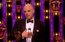 Brían F. O'Byrne acknowledged the Eighth Amendment in his powerful BAFTA acceptance speech