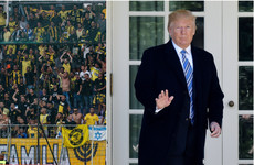 Israeli club changes name in honour of US president Donald Trump