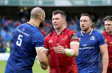 O'Mahony unwilling to sit back hoping history repeats on post-final Leinster
