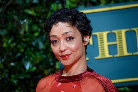 File photo of Ruth Negga attending the Evening Standard Theatre Awards in December 2016.