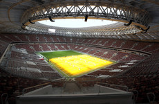 From modern to bizarre - step into Russia's World Cup stadiums