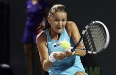 Controversy as Sharapova advances to semis