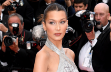 Bella Hadid says she knows she has a 'resting bitch face' reputation