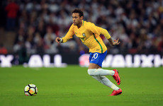 Neymar and Coutinho headline Brazil's squad for this summer's World Cup