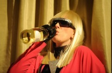 Lady Gaga professes undying love... for Jameson