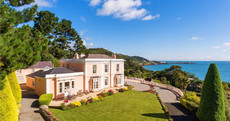 Former Lord Mayor's seaside home with a tennis court and putting green for €10m