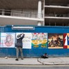 'Very drab': Artworks stripped from abandoned Anglo HQ