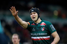 Connacht bolster pack with addition of Irish-qualified Leicester lock and Ulster product Murphy