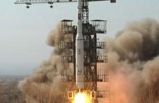 Japan says it will intercept North Korean rocket if threatened