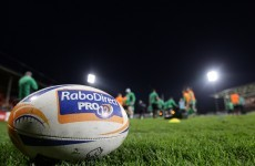 Pro12 Cheat Sheet: your guide to the weekend's rugby action