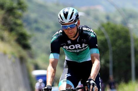 Irish cyclist Sam Bennett.