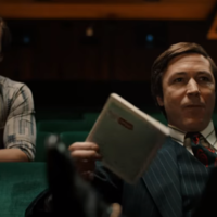 Here's your first peek at Aidan Gillen in the official trailer for Queen biopic Bohemian Rhapsody
