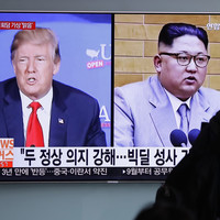 White House reacts to threats by North Korea to cancel summit - but no word yet from Trump