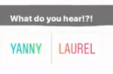 Yanny or Laurel? What do you hear in the internet's latest mind-melting debate