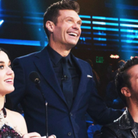 This exchange between Ryan Seacrest and Katy Perry gave American Idol viewers the creeps