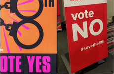 Opinion poll: Repeal side still leads with a week to go but it is losing support