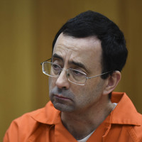 US university agrees to pay $500m to settle Larry Nassar sex abuse claims