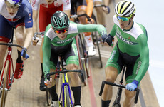 The Irish cyclist who made history at the Commonwealth Games in Olympic bid