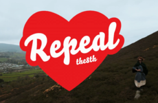 Tony Cantwell and Alison Spittle feature in a gas video about St. Brigid and the 8th Amendment