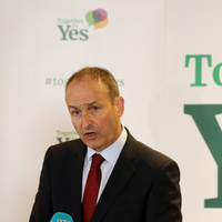 Micheál Martin: 'The argument is that if we legislate for abortion we'll become like England. That's not true. This is Ireland'