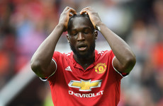 Lukaku 'improved' but mocked by Belgian team-mate over first touch
