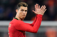 Ronaldo leads Portugal's 23-man World Cup squad