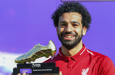 Mo Salah's boots to be displayed at a British Museum ahead of Champions League final