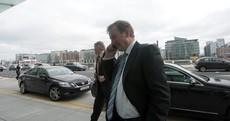 Taoiseach arrives at Convention Centre for Fine Gael Ard Fheis
