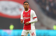 Kluivert preparing for Ajax exit after contract feud