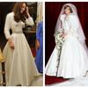 12 iconic Royal Wedding dresses throughout history