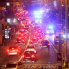 Pictures: Man charged after car chase that ended near Croke Park as thousands filed out from Rolling Stones