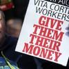 Vita Cortex dispute escalates as workers barricade site