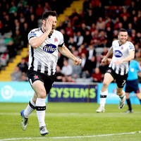 Hoban hits 12th goal of the season as leaders Dundalk get the better of Bohemians