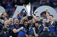 Fired-up Munster get first shot at toppling European champions Leinster