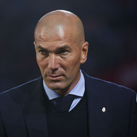 Zidane: I have 24 players available and I'm f*****