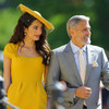 Amal Clooney, Oprah, Idris Elba, The Beckhams and all of the other celebs at the Royal Wedding (so far)