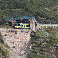Trains between Dalkey-Greystones are suspended for the rest of the weekend