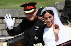 Meghan Markle and Prince Harry got married
