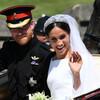 Meghan Markle and Prince Harry got married